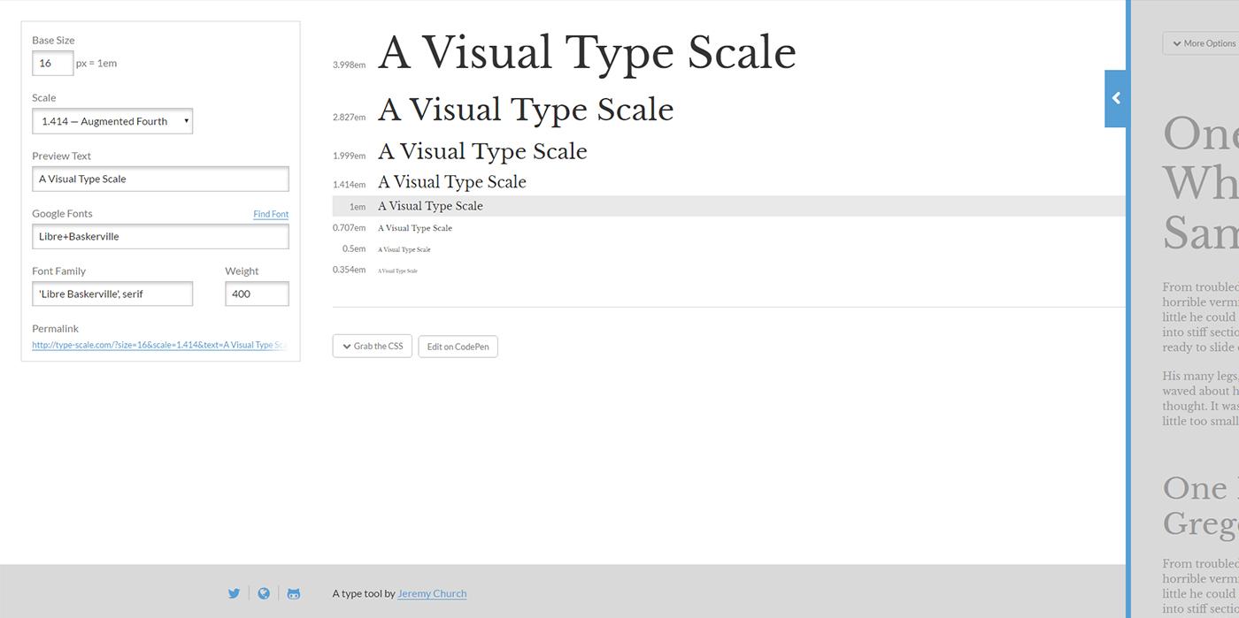 Online typography tools   lasplo hu